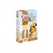 Lolo Pets Песок с ракушками для птиц фото