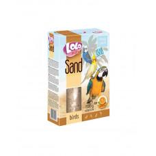 Lolo Pets Песок апельсиновый для птиц фото