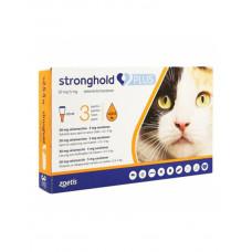 Stronghold (Стронгхолд) Средства от блох, клещей и глистов для кошек весом 2.5-5 кг фото