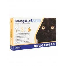 Stronghold (Стронгхолд) Засіб від бліх, кліщів і глистів для кішок вагою до 2.5 кг фото