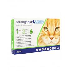 Stronghold (Стронгхолд) Средства от блох, клещей и глистов для кошек весом 5-10 кг фото