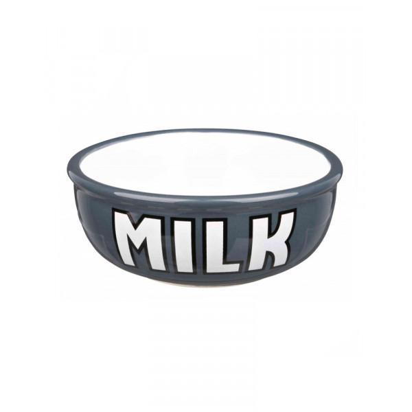 Trixie «Milk & More» Миска керамическая  фото