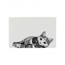 Trixie «Zentangle» килимок під миски фото