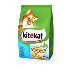 Kitekat Для взрослых кошек рыба с овощами фото