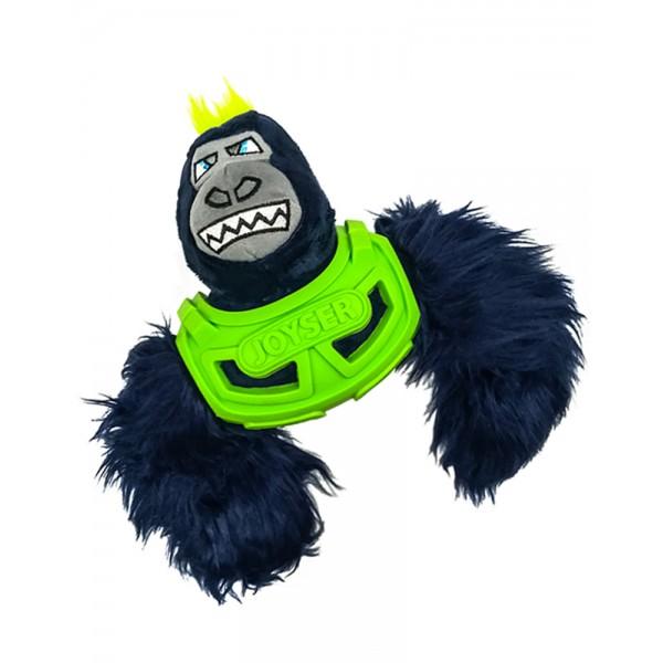 Joyser Squad Armored Gorilla ДЖОЙСЕР горили У БРОНІ м'яка іграшка для собак фото
