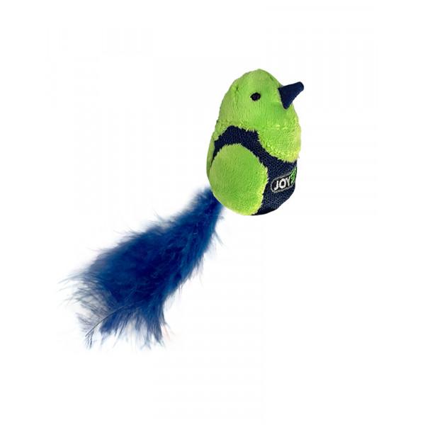 Joyser Cat Bird ДЖОЙСЕР Пташка зі звуковим чіпом, іграшка для котів фото
