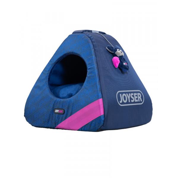 Joyser Chill Cat Home ДЖОЙСЕР домик для котов, игрушка летучая мышь с кошачьей мятой фото