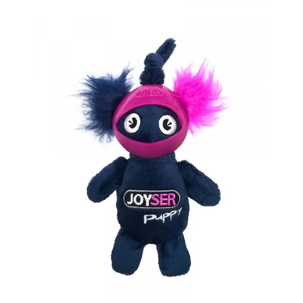 Joyser Joyser Puppy Squirrel with Helmet ДЖОЙСЕР БЕЛКА в шоломі м'яка іграшка для цуценят фото