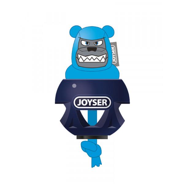 Joyser Cageball Ball & Bear ДЖОЙСЕР ВЕДМІДЬ з м'ячем іграшка для собак фото