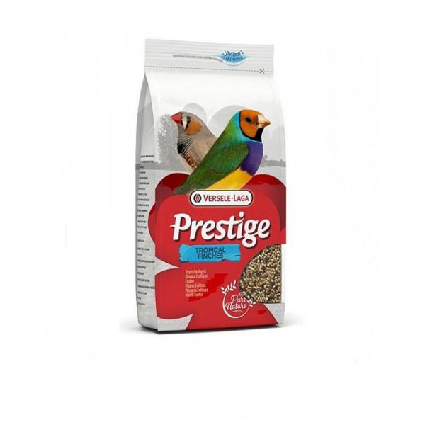 Versele-Laga Prestige Tropical Finches Зернова суміш, корм для тропічних птахів, зябликів, в'юрків фото