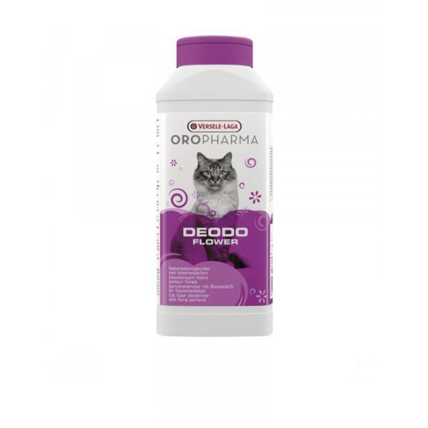Versele-Laga Oropharma Deodo Flower цветочный дезодорант для кошачьего туалета фото