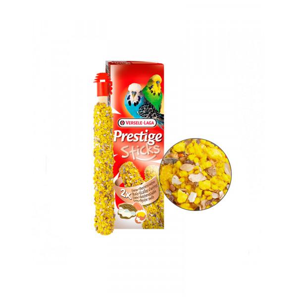 Versele-Laga Prestige Sticks Budgies Eggs&Oyster Shells фото