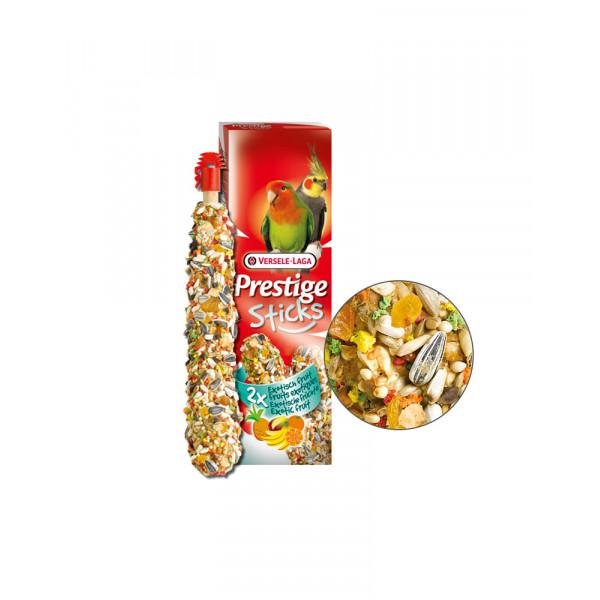 Versele-Laga Prestige Sticks Big Parakeets Exotic Fruit фото