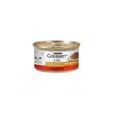 Gourmet Gold Соус Де-люкс шматочки в соусі з яловичиною фото