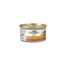 Gourmet Gold Террін шматочки в паштет з качкою, морквою і шпинатом фото