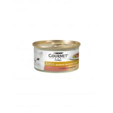 Gourmet Gold кусочки в соусе утка с индейкой фото