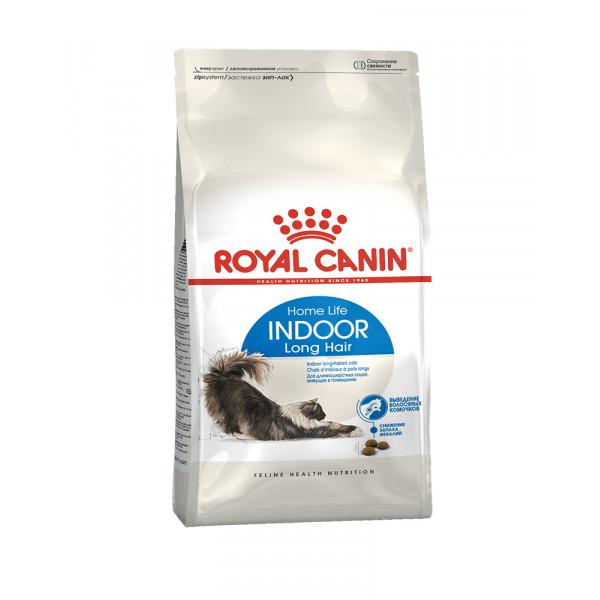 Royal Canin Indoor Long Hair 35 фото