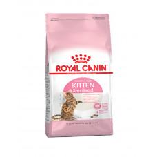 Royal Canin Sterilised Kitten фото