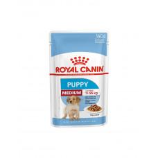 Royal Canin Medium Puppy (в соусе) фото