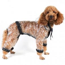 Dogs Bomba Дощовик з ПВХ чорний M-60 фото