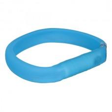 Trixie USB Flash Сяючий нашийник M-L фото