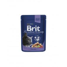 Brit Premium Cat Cod Fish фото