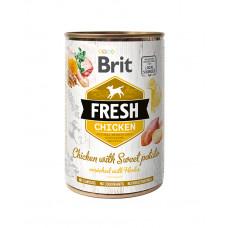 Brit Fresh Chicken with Sweet Potato фото
