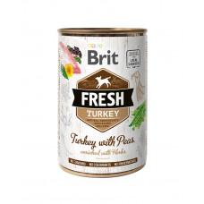 Brit Fresh Turkey with Peas фото