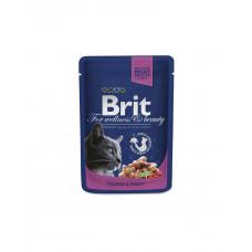 Brit Premium Cat Salmon & Trout фото