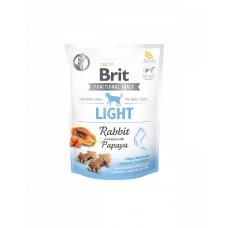 Brit Care Light Для поддержания оптимального физического состояния у собак с кроликом и папайей фото