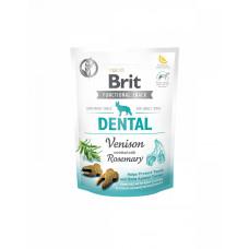 Brit Care Dental Для поддержания здоровья зубов у собак с олениной и розмарином фото