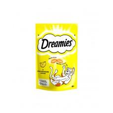 Dreamies Cheese Подушечки для кошек с сыром фото