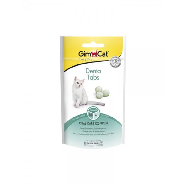 GimCat Таблетки Every Day Dental для здоров'я зубів кішок фото