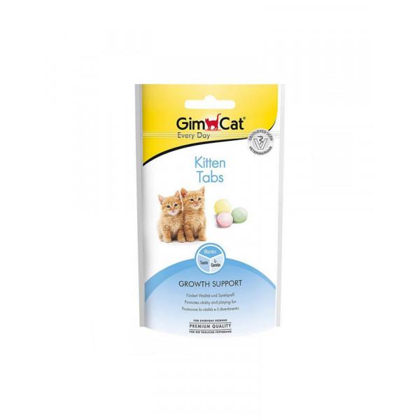 GimCat Таблетки Every Day Kitten витаминизированные лакомства для котят фото