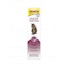 GimCat Паста Malt-Soft Extra витаминизированная паста для выведения шерсти из желудка кошек фото