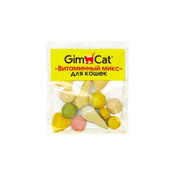 GimCat Вітамінний мікс для кішок фото