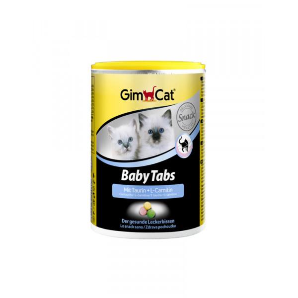 GimCat Baby Tabs Витаминизированные лакомства для котят фото