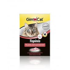 GimCat Topinis Для поліпшення обміну речовин, мікрофлори кишечника кішок фото