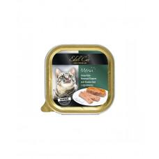 Edel Cat Для взрослых котов паштет с кроликом фото
