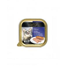 Edel Cat Для взрослых котов паштет с лососем и форелью фото