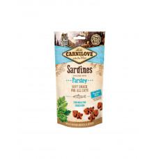 Carnilove Soft Snack Sardine with Parsley фото