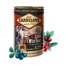 Carnilove Lamb & Wild Boar Adult Dogs фото