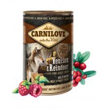 Carnilove Venison & Reindeer Adult Dogs фото