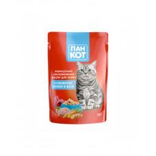 Пан Кот Для взрослых котов с уткой в желе фото