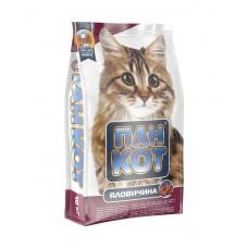 Пан Кот Для взрослых котов с говядиной фото