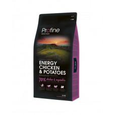 Profine Energy Adult Chicken Для активних дорослих собак всіх порід з куркою фото