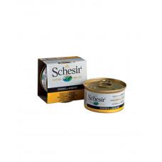 Schesir Cat Tuna & Surimi Для дорослих кішок з тунцем і сурімі в желе, 85 гр фото