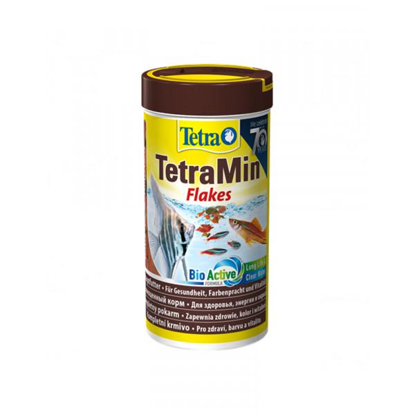 Tetra TetraMin Flakes фото