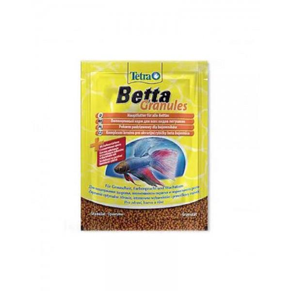 Tetra BETTA Granules фото