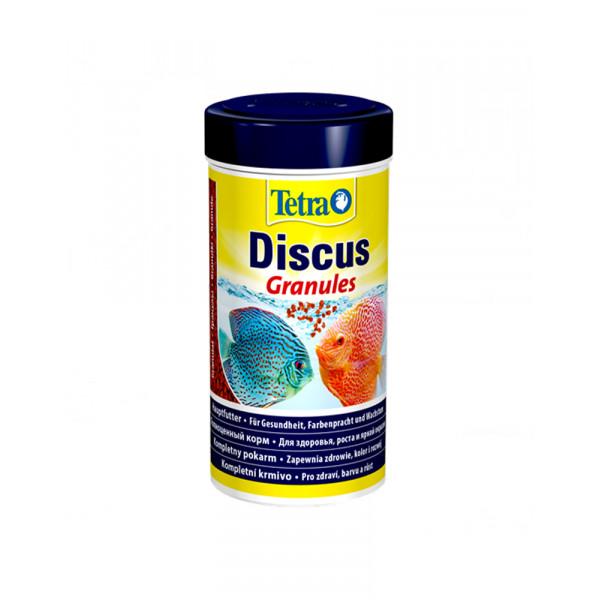 Tetra Discus для акваріумных рыб в гранулах фото